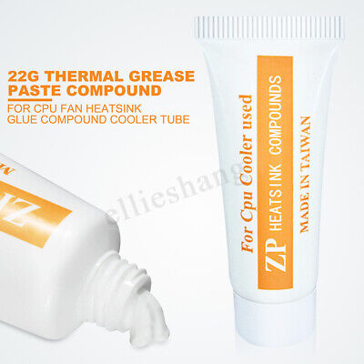 22G Thermal Grease Paste Tube Compound For PC CPU Heatsink Glue Cooler