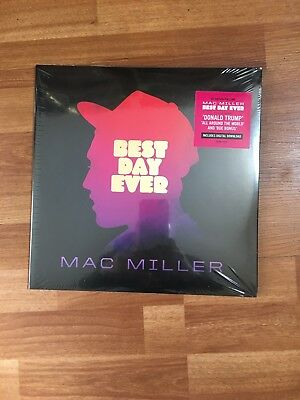 MAC MILLER- Best Day Ever. New! GO:OD AM, Watching Movies, Swimming