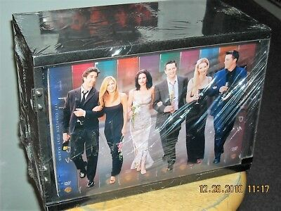 Friends - The One With All Ten Seasons Collectors Box (DVD, 2005, 40-Disc Set)