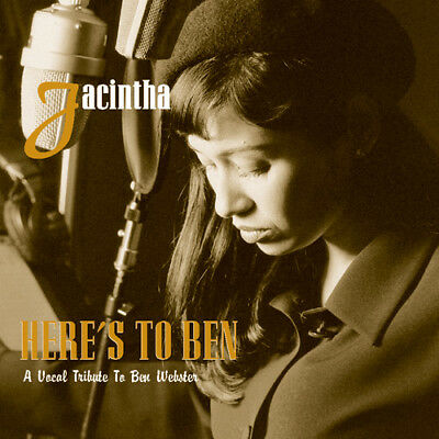 GROOVE NOTE   Jacintha Here's To Ben A Vocal Tribute To Ben Webster 2LPs (45rpm)