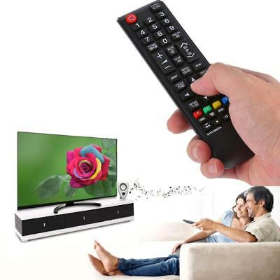 Universal Remote Control Replacement Fits Samsung AA59-00786A 3D Smart TV Black