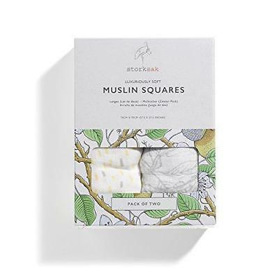 Storksak Muslins, Pack of 2