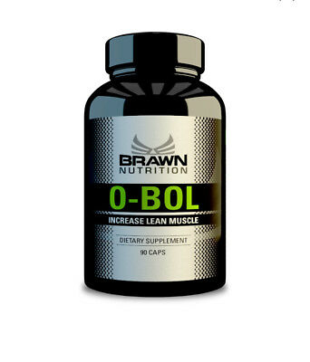 Brawn O-Bol Ostarine 90 Kaps 10Mg Ostarine From Usa