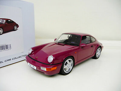 1:18 GT Spirit Porsche 911 RS 964 Ruby Red ZM095 NEW SHIPPING FREE