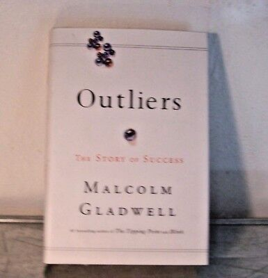 B0457 - Outliers : The Story of Success by Malcolm Gladwell