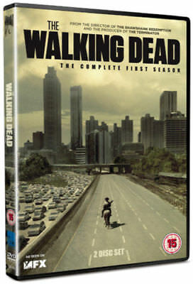 The Walking Dead: The Complete First Season DVD (2011) NEW