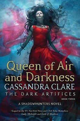 Queen of Air & Darkness The Dark Artifices by Cassandra Clare Horror Hardcover