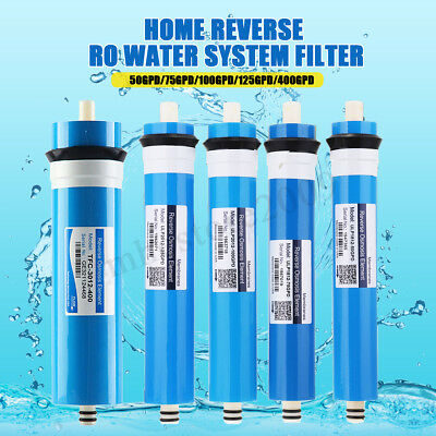 Reverse Osmosis Membrane Replacement RO Water System Filter Cartridge 50 -400GPD