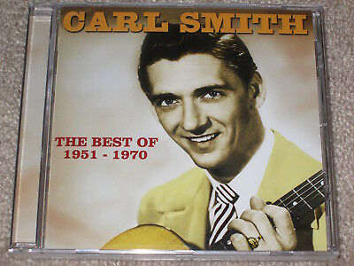 Carl Smith - The Best Of 1951 - 1970 - Neuf