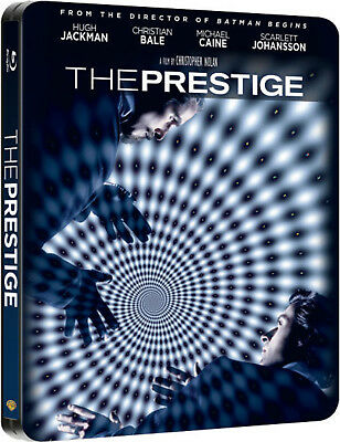 The Prestige - Zavvi Exclusive Limited Edition Steelbook (Blu-ray) NEU&OVP!