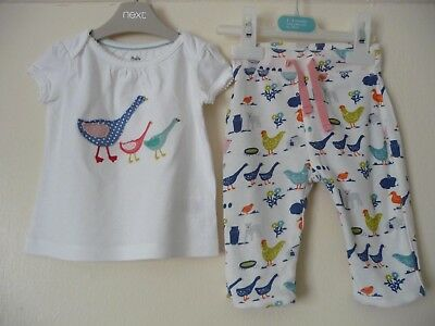 87d5d15c1a3f BABY BODEN DUCKS Cosy All-In-One Footed Sleep Fleece PJs 6-12 Months ...