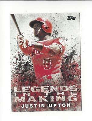 2018 Topps Update Baseball Legends in the Making Insert Singles - You Choose