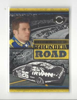 2006 Wheels American Thunder Thunder Road #TR1 Jamie McMurray TIRE RELIC