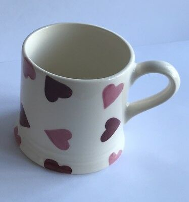 Emma Bridgewater Mini mug pink hearts