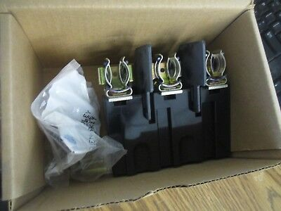 Allen-Bradley Cat #: 1494V-FSR666 Trailer Fuse Block. Series A. New Old Stk <