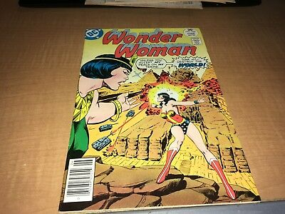 Wonder Woman 1977 DC Comic Book #232  IJ