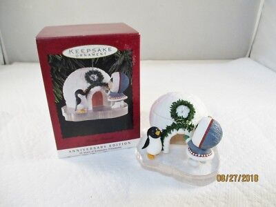 "Hallmark ""Frosty Friends"" Anniversary Edition 20 Years 1973 - 1993 #1"