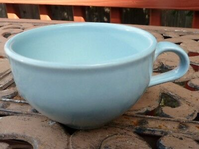 Iroquois Russel Wright Casual Ice Blue Coffee Cup