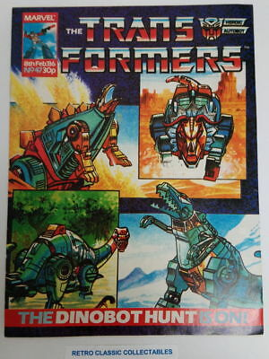 Marvel UK - The Transformers - Comic - No. 47 - 8th Feb. 1986