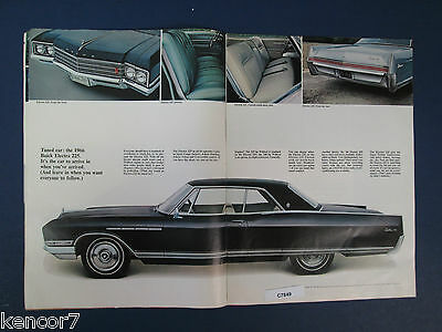 1966 Buick Full Line Sales Brochure C7849