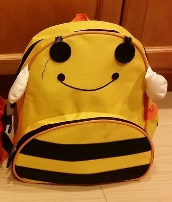 Toddler Animal Backpack - Bumbo Bee