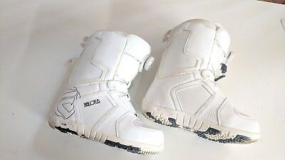 Flow Onyx BOA coiler womens snowboard boots black