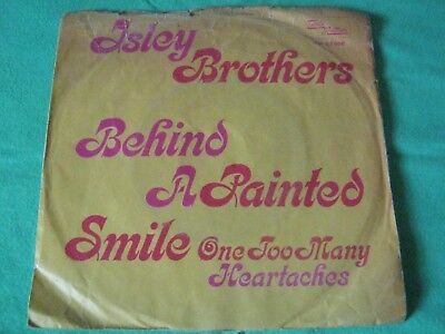 Isley Brothers - Behind A Painted  nur Cover