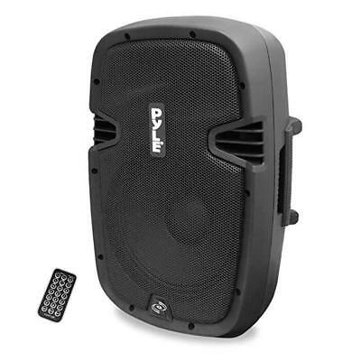 Pyle PA Loudspeaker Bluetooth System- 10 Inch Bass Subwoofer- DJ Party Portable