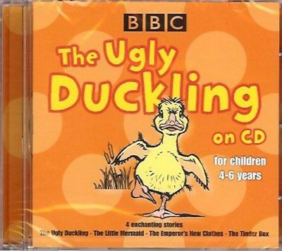 The Ugly Duckling, Little Mermaid, Emperor's New Clothes, The Tinder Box CD, NEW