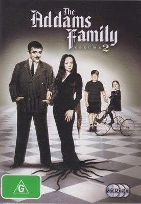The Addams Family (1964): Volume 2 = NEW DVD R4