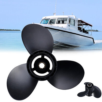 For Suzuki 20-30HP 58100-96430-019 Boat Outboard Propeller 10 1/4 x 12 Aluminum