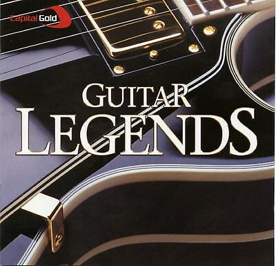 Various Artists-Capital Gold Guitar Legends DOUBLE CD