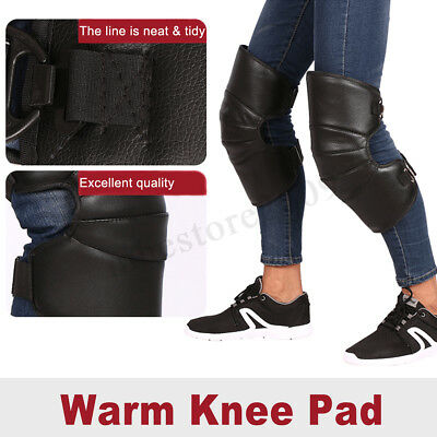 Motorcycle Knee Pad Protection Motor Racing Riding Knee Guards Windproof Warm