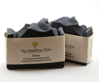 NEW Hand Made Soap | All Natural, Palm Oil Free Soap | Detox Charcoal Soap