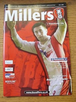 23/03/2002 Rotherham United v Manchester City  . No obvious faults, unless descr