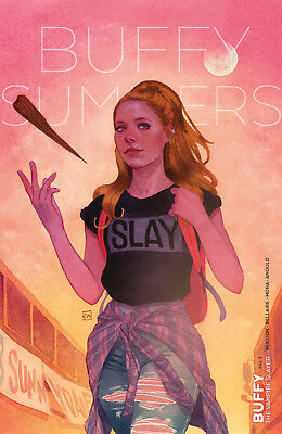 Buffy The Vampire Slayer #1 Kevin Wada Variant- New Series - (23/01/2019)