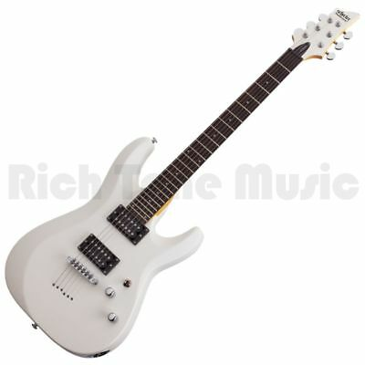 Schecter C-6 Deluxe Electric Guitar - SWHT