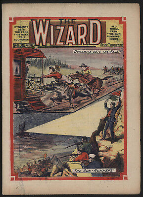 Wizard #46, Aug 4Th 1923, Rare Early Issue, Great Condition