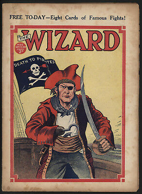 Wizard #615, 15 Sept 1934, Rare Early Issue, Good Condition