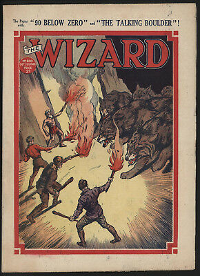 Wizard #830, 29 October 1938, Rare Early Issue, Great Condition