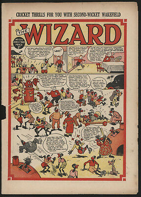 Wizard 1216, Post War Issue, Very Solid, Price Reduced