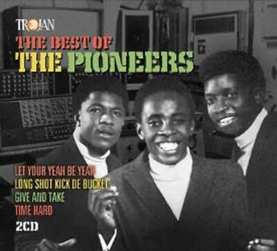 THE PIONEERS The Best of 2 CD Set NEW 2017