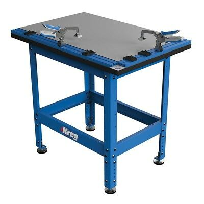 Kreg Clamp Table and Steel Stand Combo Woodworking Tools KCO-COMB0