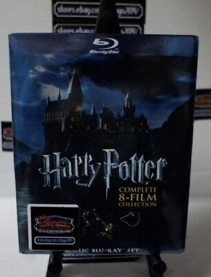 AHarry Potter: Complete 8-Film Collection  NEW Blu ray FREE SHIPPING!!