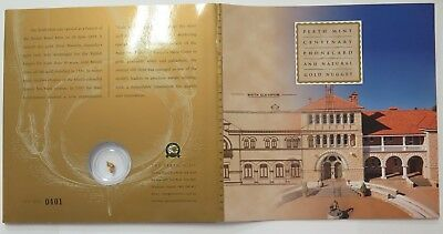 Australian - 1987 Gold Nugget & Phonecard Release ..Limited edition