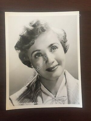 "JANE POWELL - circa 1950s ""Hollywood Publicity Photo"" portrait (MGM) LOVELY"
