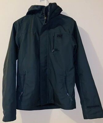 abercrombie & fitch jacket With Hoodie Green Girls XL/16 Great Condition