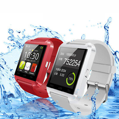Mate Wrist Waterproof Bluetooth Smart Watch For Smart Phone Android HTC Samsung