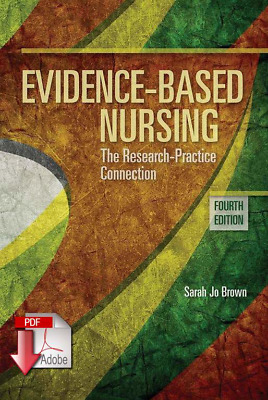 🔥Evidence-Based Nursing The Research-Practice Connection 4th Edition { PDF } 🔥