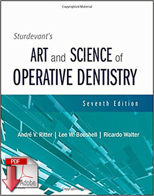 🔥 Sturdevant's Art and Science of Operative Dentistry 7th Edition { PDF } 🔥